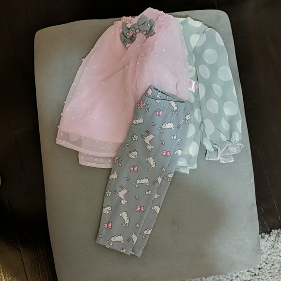 Healthtex baby outfits